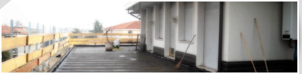 Rifacimento terrazze, coibentazioni, impermeabilizzazioni