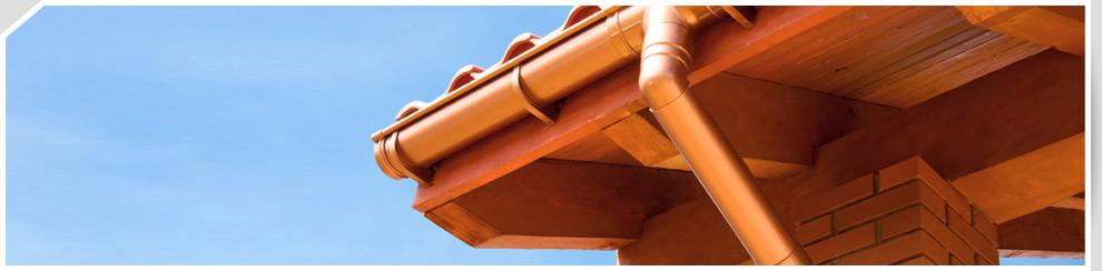 Pulizia grondaie, scossaline, pluviali, rifacimento e installazioni