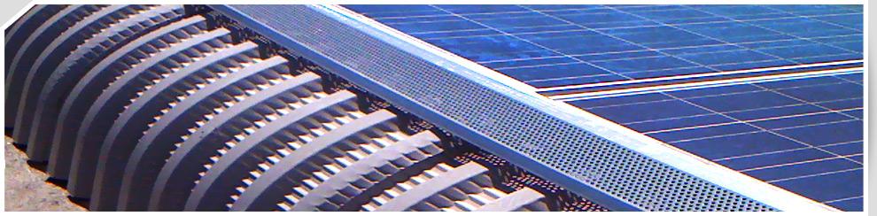 Coperture in lamiera fotovoltaico